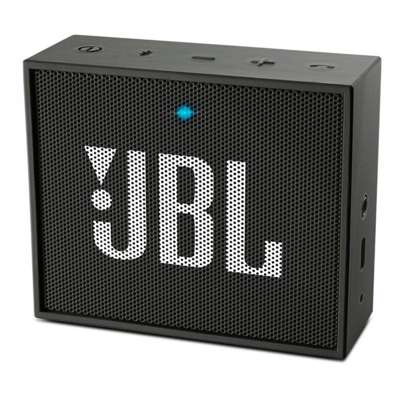 JBL GO Portable Mini Bluetooth Speaker Black