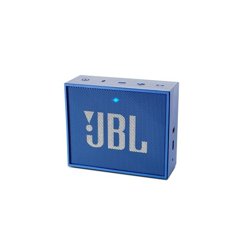 JBL GO Portable Mini Bluetooth Speaker Blue
