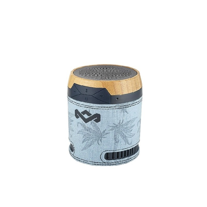The House Of Marley Chant Portable Bluetooth Speaker Blue