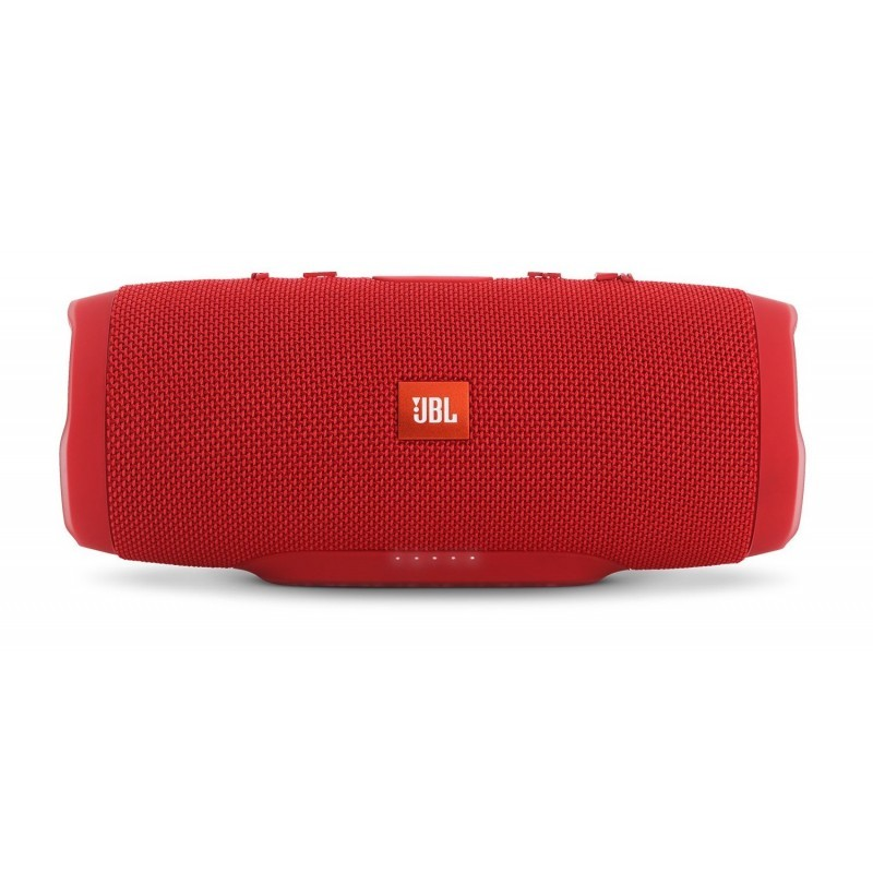 JBL Charge 3 Portable Bluetooth Wireless Speaker Red