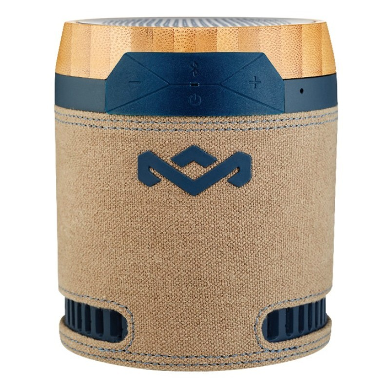 The House Of Marley Chant Portable Bluetooth Speaker Navy