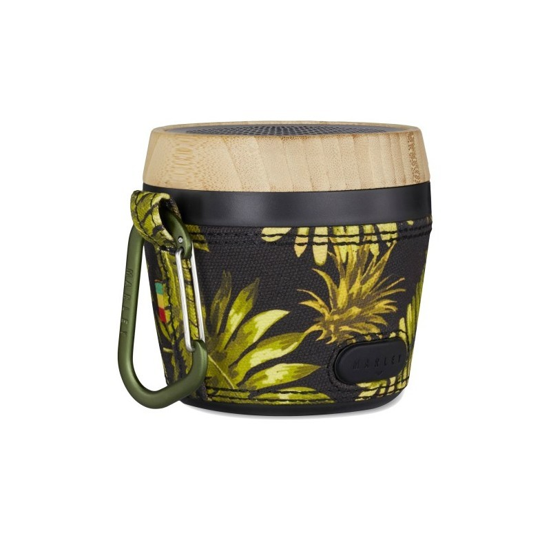 The House Of Marley Chant Mini Portable Bluetooth Speaker Palm