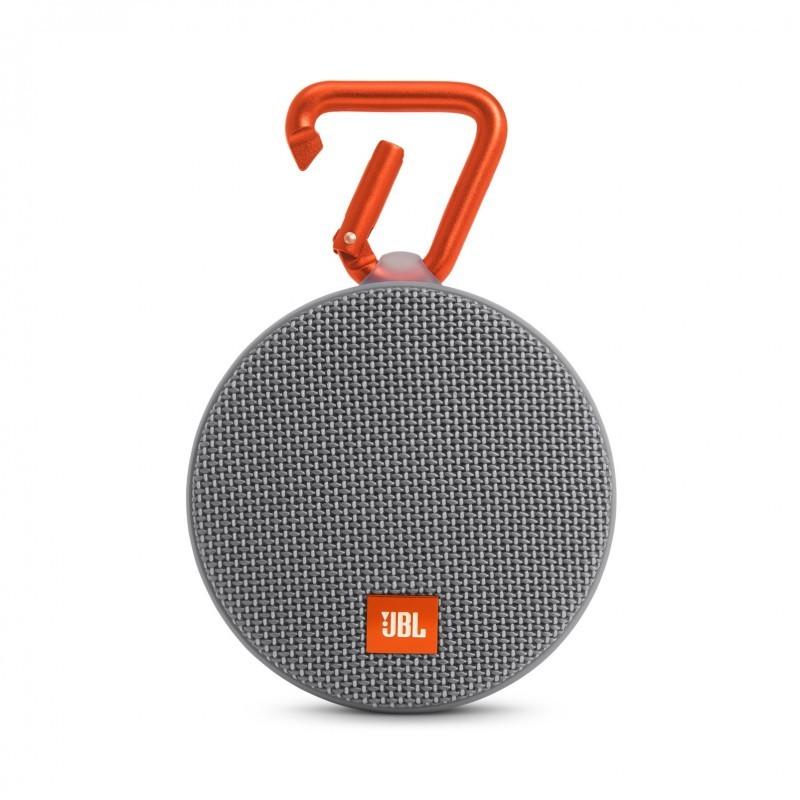 JBL Clip 2 Portable Bluetooth Wireless Speaker Grey