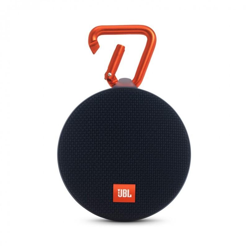 JBL Clip 2 Portable Bluetooth Wireless Speaker Black