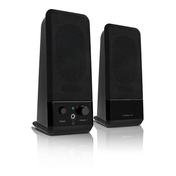 PC speakers 2.0 SPEEDLINK Event SL-8004-BK