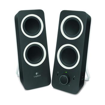 PC speakers 2.0 LOGITECH Multimedia Z200 980-000810 white