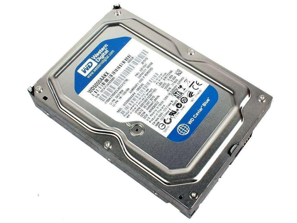 500GB Western Digital Blue
