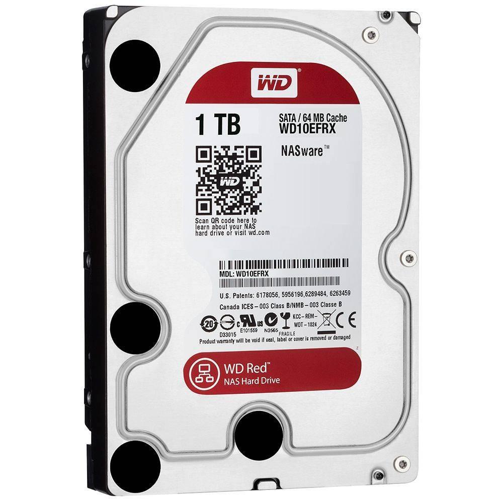 1TB Western Digital Red