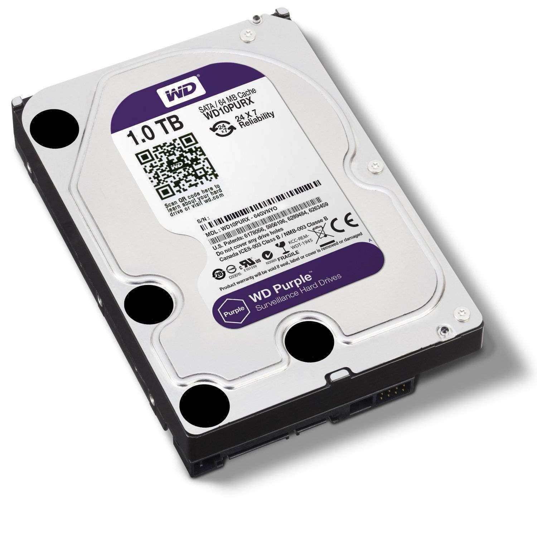 1TB Western Digital Purple