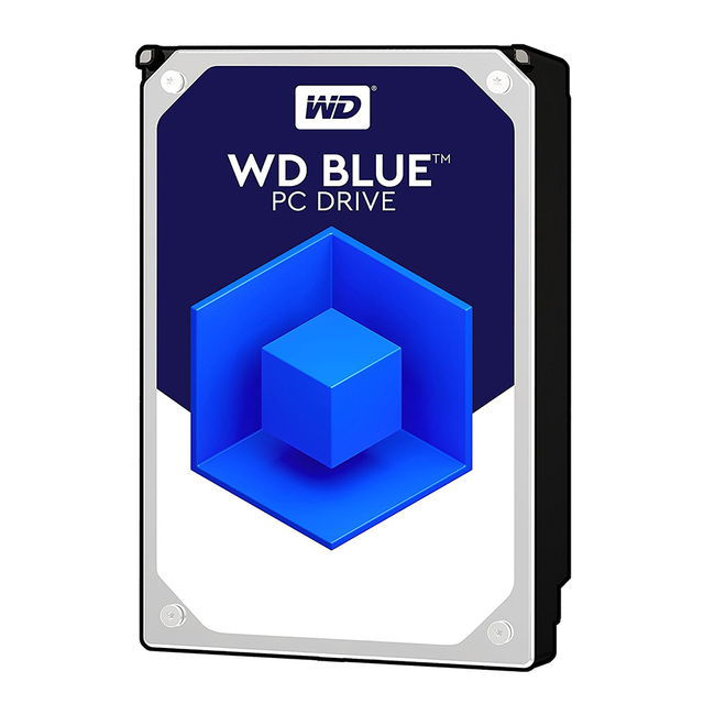 HDD 2TB W.D Blue WD20EZRZ