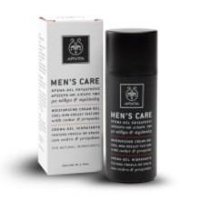 APIVITA MEN'S CARE - MOISTURIZING CREAM-GEL 50ml