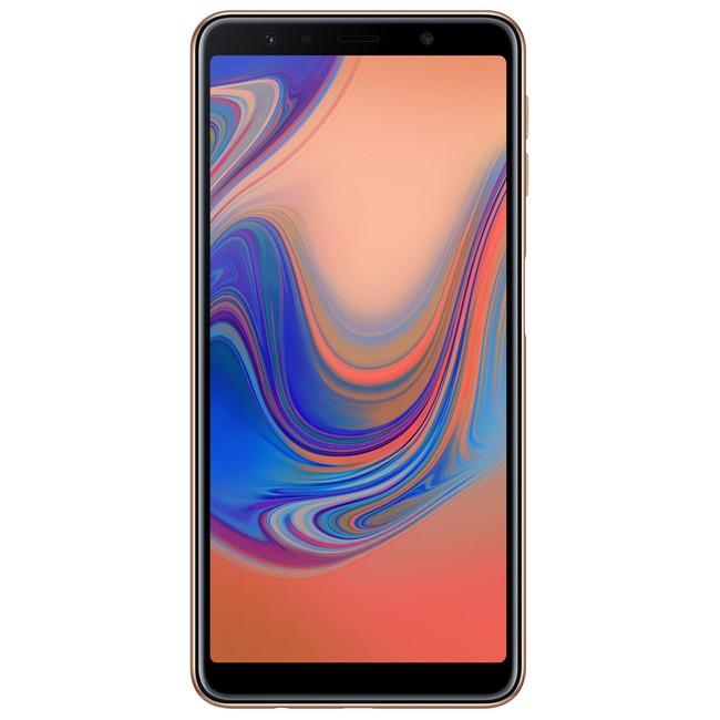Smartphone SAMSUNG Galaxy A7 Dual SIM gold
