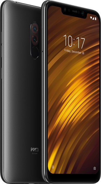Xiaomi Pocophone F1 Dual Sim 64GB 6GB RAM Black EU