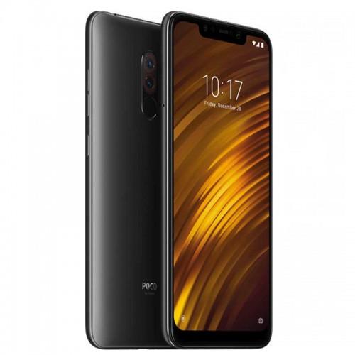 Xiaomi Pocophone F1 Dual SIM 128GB 6GB RAM Black EU