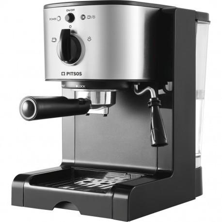 Pitsos GCM2053B 2in1 Espresso Coffee Machine